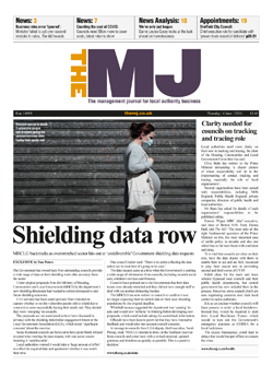 mj issue cover