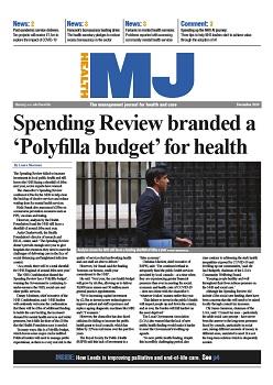 The MJ Health supplement December 2020