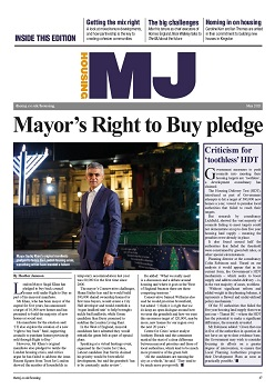 The MJ Housing supplement May 2021