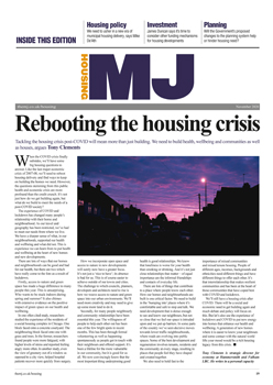 The MJ housing supplement November 2020 teaser