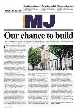 The MJ Housing supplement June 2019 teaser
