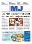 The MJ Health supplement August 2017
