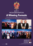 Council supplement: City of Wolverhampton